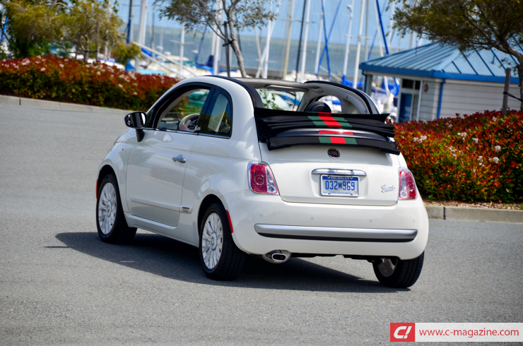 Gucci Fiat 500 Price - 2012 Fiat 500 Abarth & 500C Gucci Edition - C! Magazine