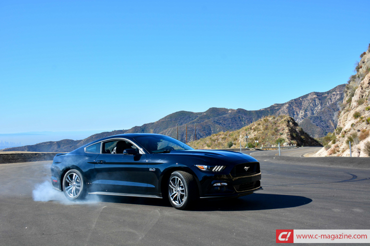 2015 ford mustang gt ecoboost c magazine. Black Bedroom Furniture Sets. Home Design Ideas