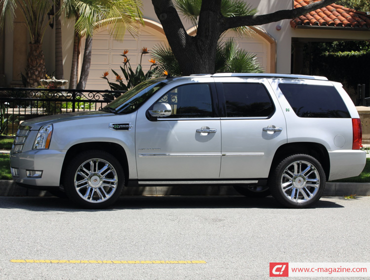 2011 cadillac escalade hybrid platinum series 2wd c magazine. Cars Review. Best American Auto & Cars Review