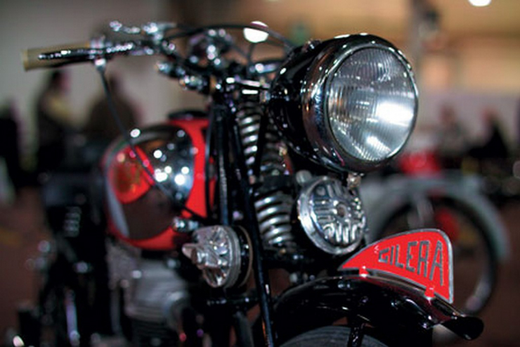Classic Cars Motorcycles Rally In Padua It S Europe S