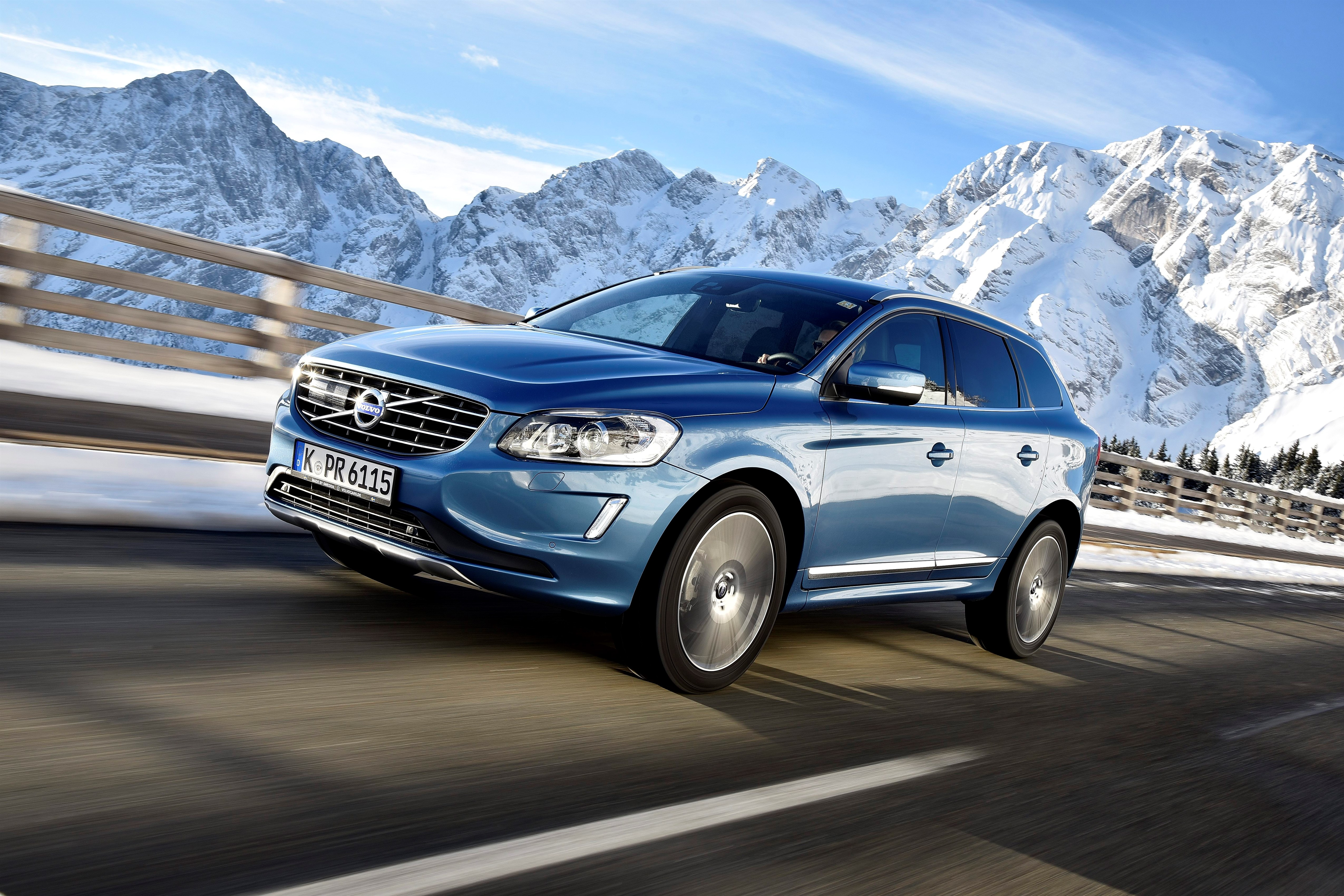 Volvo XC60 and XC90 hit the global market