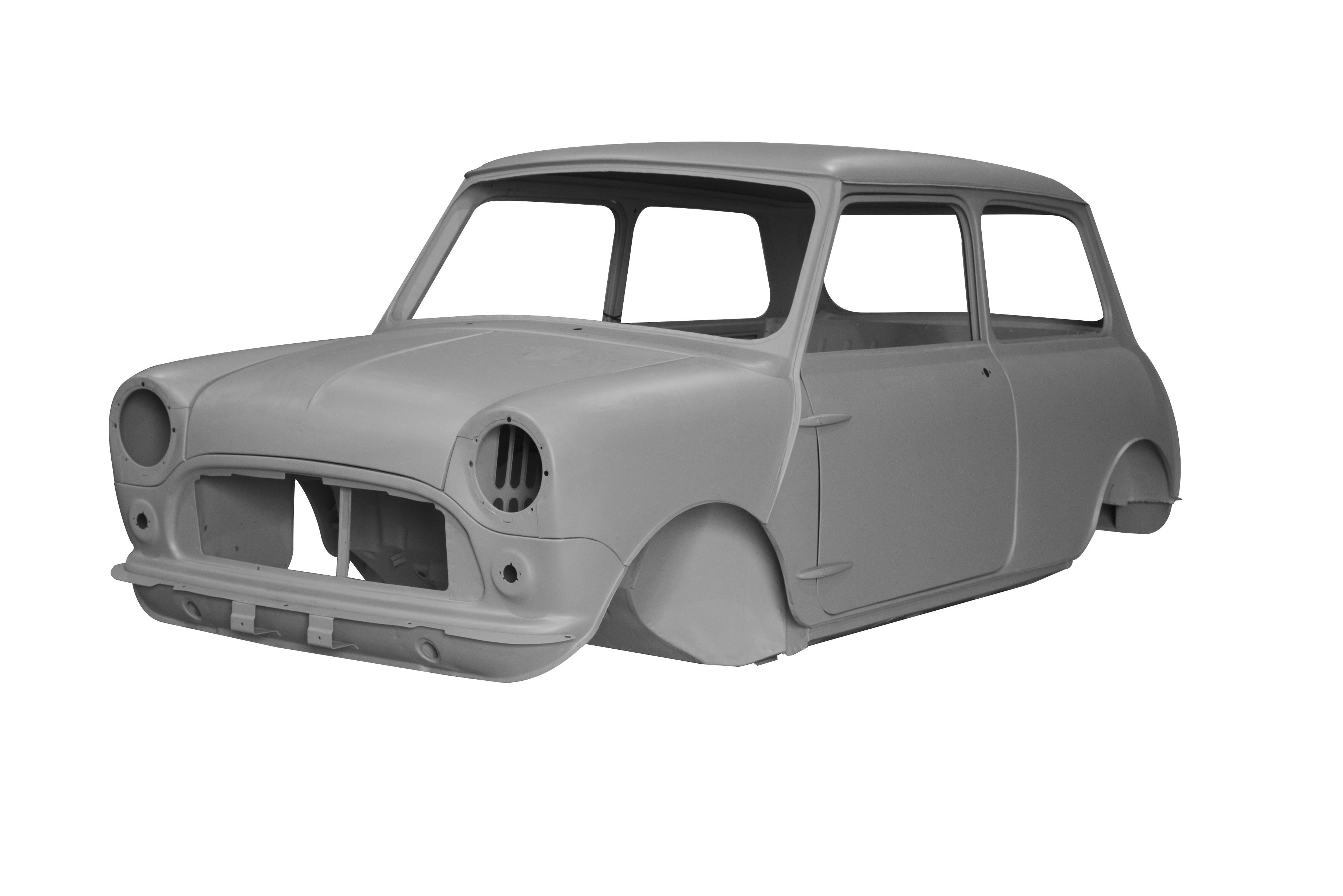 MINI Launches Replacement Body Shells for the MK1