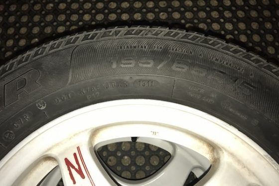 Age before Beauty: Why tire age matters more than tread depth