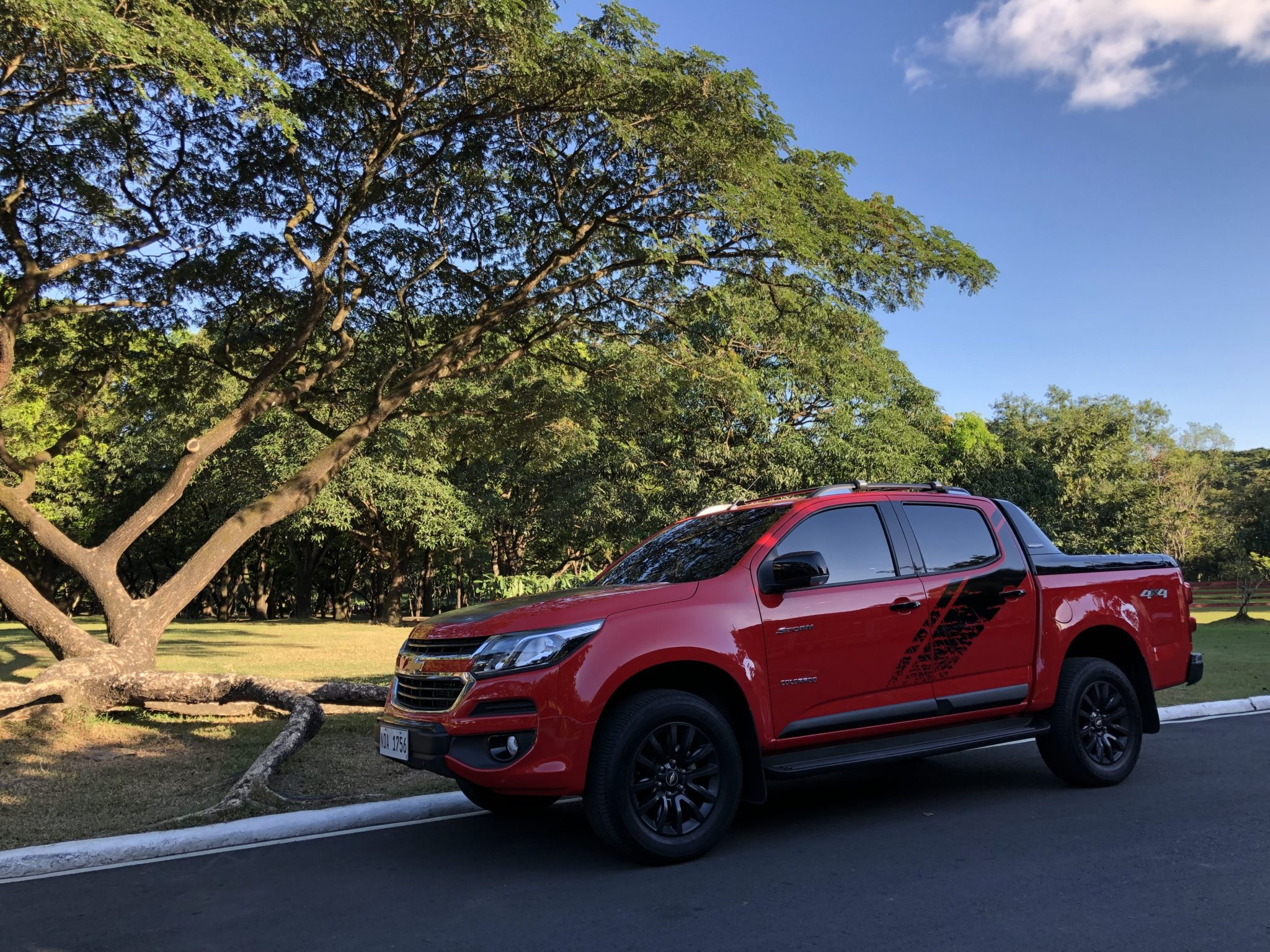 Chevrolet Colorado High Country Storm 2 8l 4x4 At C Magazine