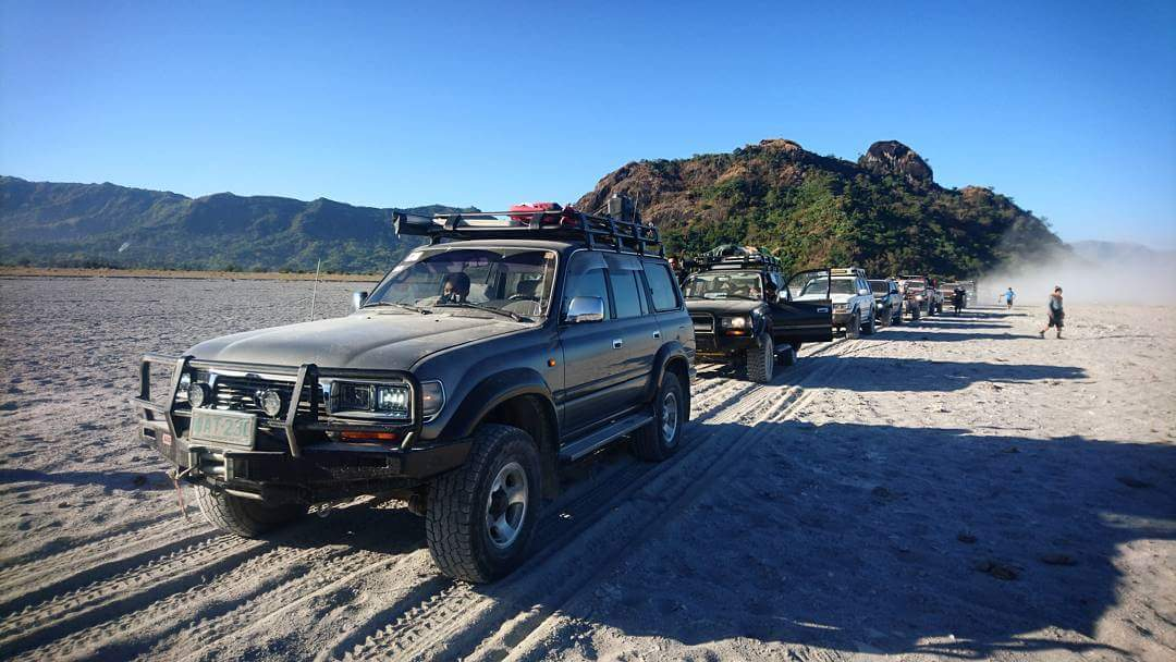 overlanding Toyota camping new car