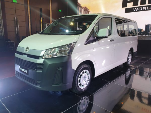 2019 Honda Accord >> Toyota Motor PH holds global debut of 2019 Hiace | C! Magazine
