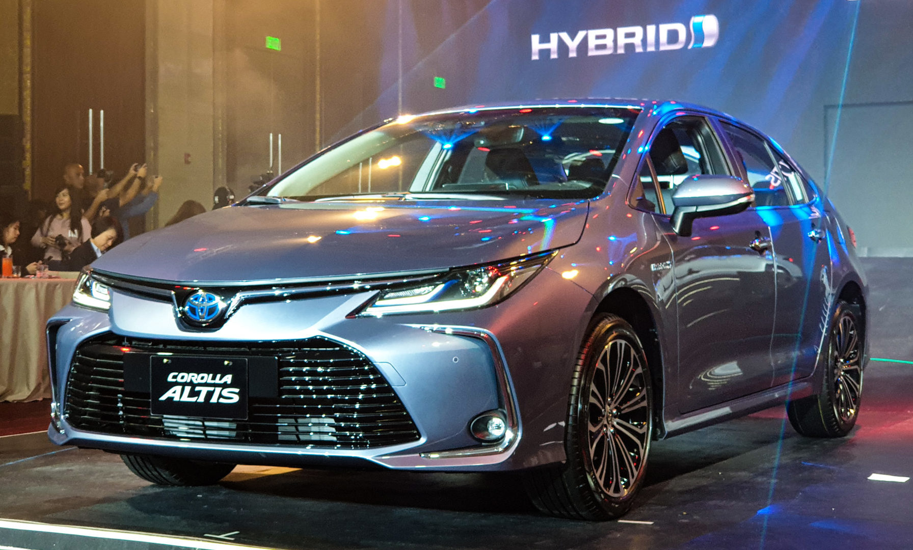 The 2020 Toyota Corolla Altis is here, now with Hybrid | C ...
