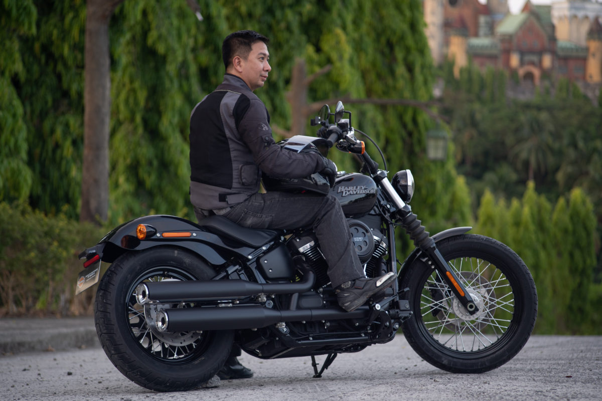 Don T Call It Dyna 2019 Softail Street Bob C Magazine