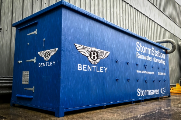 Bentley environmental consciousness