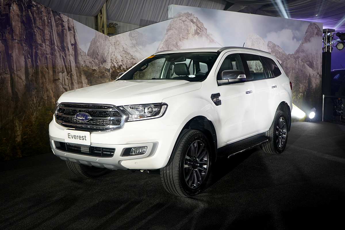 Ford Ph Launches 2020 Ford Everest C Magazine